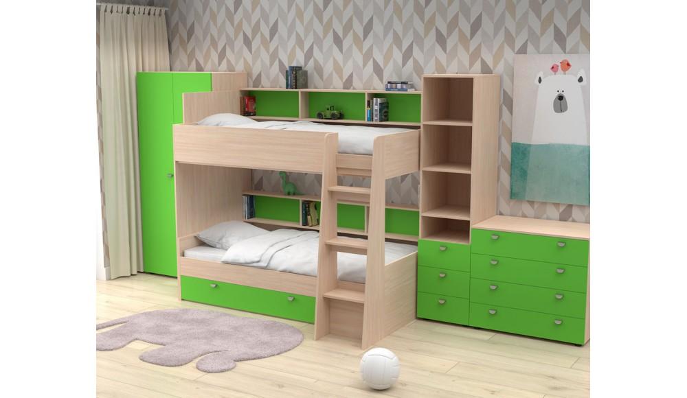 Как выбрать кровать в детскую комнату