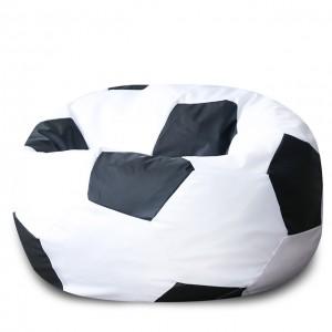 Кресло Мяч Бело-Черный, Оксфорд