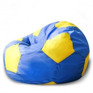 Кресло Мяч Сине-Желтый, Оксфорд