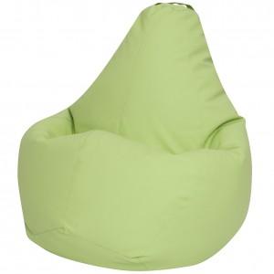 Кресло Мешок Салатовая ЭкоКожа