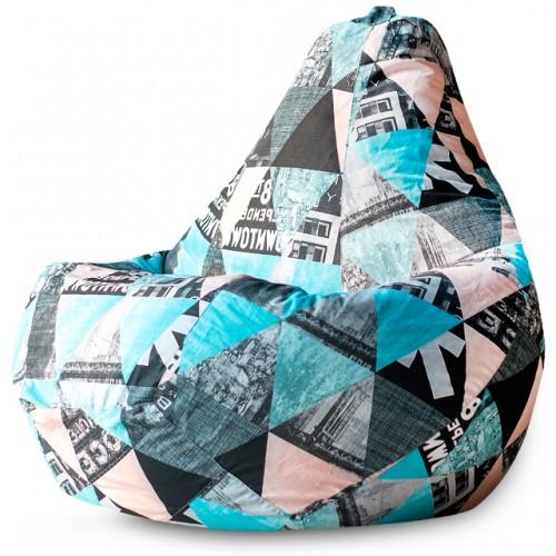 Кресло Мешок Style, Жаккард