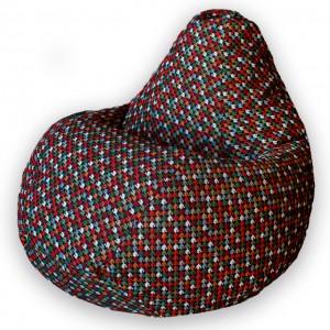 Кресло Мешок Гусиная Лапка, Гобелен