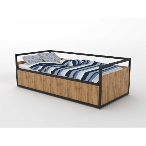 Кровать односпальная  (ЭЛ10)
