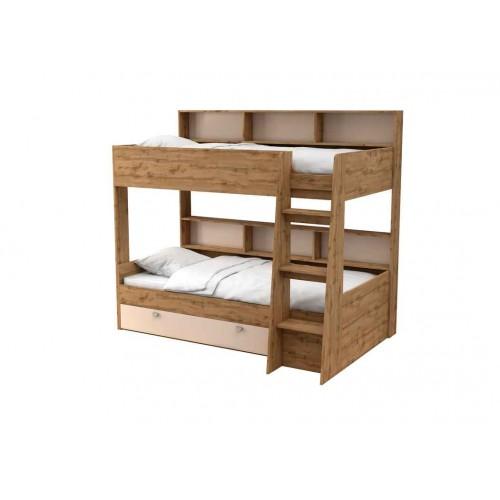 Двухъярусная кровать для детей Golden Kids 1 (Вотан)