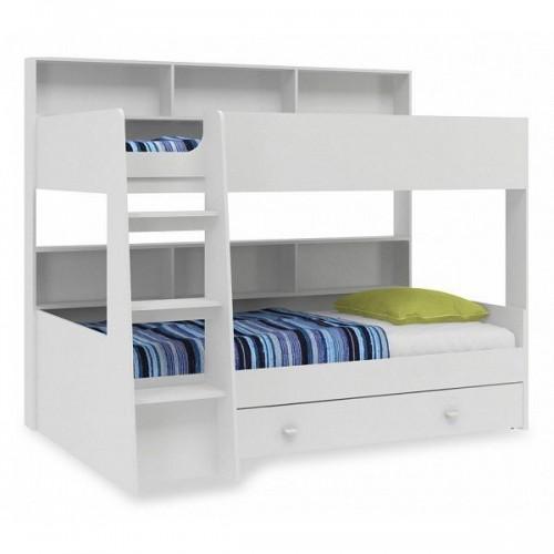 Двухъярусная кровать Golden Kids 1 (Белый)
