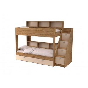 Двухъярусная кровать Golden Kids 10 (Вотан)