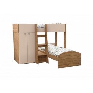 Двухъярусная кровать Golden Kids 4 (Вотан)