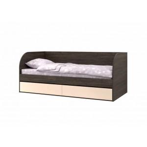 Двухъярусная кровать Golden Kids 7 (Венге)