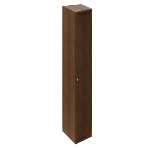 Шкаф пенал переходной для белья (Орех)