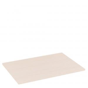 Полка дополнительная для белья в широкий шкаф (Дуб)