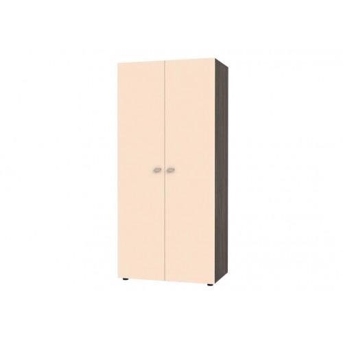 Шкаф двухстворчатый Golden Kids 900  (Венге)